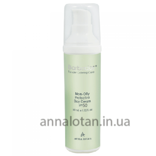 Barbados Non Oily Protective Day Cream SPF50