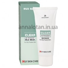CLEAR Astringent Mud Mask