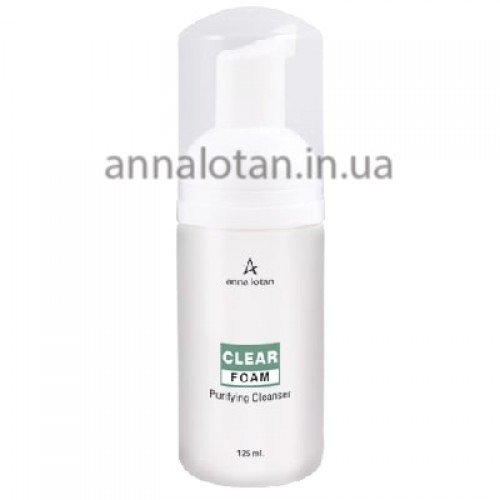 CLEAR Foam Purifying Cleanser