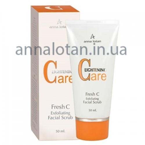 C-White Fresh C Exfoliating Facial Scrub