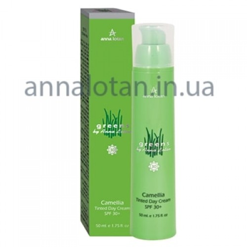 Greens Camellia Tinted Day Cream SPF 30+
