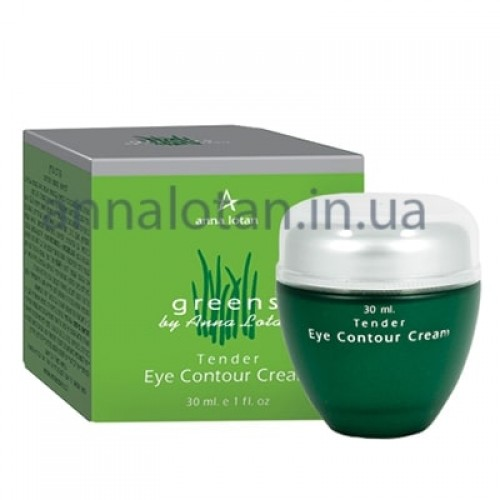 GREENS Tender Eye Contour Cream