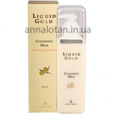 LIQUID GOLD Cleansing Milk