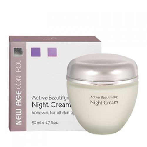 NEW AGE CONTROL Active Beautifying Cream
